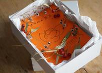 花と本のギフトボックス|ほんほん蒸気 第5号