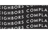 ★NEIGHBORS COMPLAINロゴタオル(2020年ツアーグッズ)