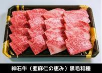 神石牛バラ焼肉  300g