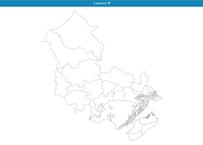 広島県廿日市市:PowerBI向けH27年度国政調査(町丁・字)TopoJSON