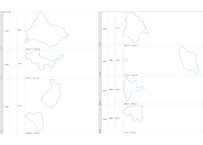 北海道XI系:H31年行政区域地図のオートシェープ図形