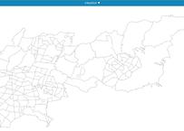 愛知県小牧市・東海市:PowerBI向けH27年度国政調査(町丁・字)TopoJSON