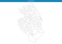 大阪府堺市中南部:PowerBI向けH27年度国政調査(町丁・字)TopoJSON