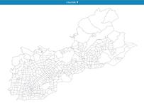 愛知県春日井市:PowerBI向けH27年度国政調査(町丁・字)TopoJSON
