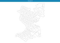 千葉県市川市・浦安市:PowerBI向けH27年度国政調査(町丁・字)TopoJSON