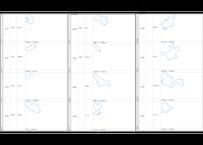 千葉県:H31年行政区域地図のオートシェープ図形