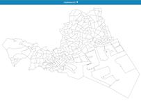 横浜市第3区・4区:PowerBI向けH27年度国政調査(町丁・字)TopoJSON