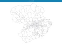 高知県高知市:PowerBI向けH27年度国政調査(町丁・字)TopoJSON