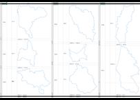 秋田県:H31年行政区域地図のオートシェープ図形