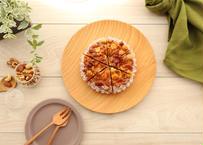 4種の木の実のアーモンドクリームタルト