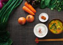 フリーズドライ国産野菜のお味噌汁