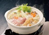 鶏だし染み渡る秋川牧園鍋セット/塩味