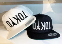 TOKYO スナップバックCAP by Niac Original white or black