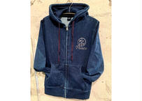 Original P zip hoody
