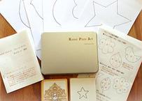 Kanaiプレートアート カードセット