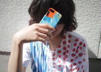 分割色彩iPhoneケース