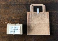 蝋引き袋(カット6個入)