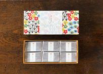 型染め和紙の貼箱(カット12個入)