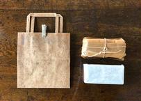 ブロック(蝋引き袋)