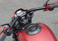 FXDR専用ガスキャップマウントカバー CC-01