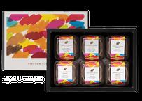 amazon cacao mochi(カカオ)1箱(6個入り)