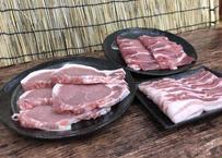 北海道産 豚肉セット