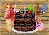 無料ダウンロード~♪オットー家:お菓子の中でかくれんぼ♪~