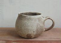手びねりマグカップ   小 焦げ茶
