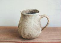 チューリップマグ/花器 茶