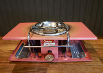 Vintage Coleman Picnic Stove 5402A PINK