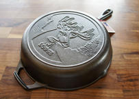 LODGE WILDLIFE SERIES SKILLET 10.25INCH