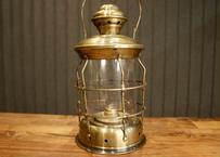 Vintage Brass Cargo Ship lantern