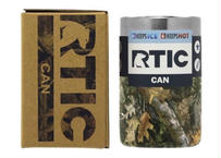 RTIC Double Wall Can Cooler 12oz CAMO