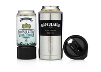 Brumate Hopsulator Trio 3-in-1 Can Cooler Stainless