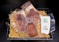 釧路生まれ、釧路育ちのオーガニック ローストビーフ 150g 3個入り
