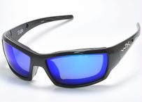 WILEY X WX TIDE FILTER8 Blue Mirror(Green)[Matte Black] WXJ-CCTID09