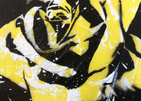 Paint Rose「友情」- Yellow