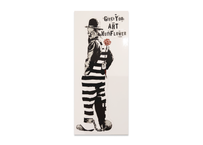 Prisoner Sticker(Small)