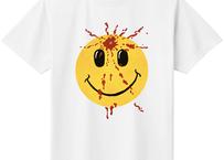 SMILEY  FxCK & PEACE-White-