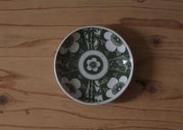 印判小皿(梅②)