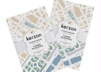 Kerzon フレグランスサシェ_チュイルリー庭園(ヒヤシンスとブーケの香り)