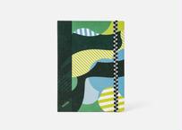 QUO VADIS×PAPIER TIGRE A5サイズノートブック / CLOUDS