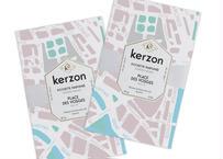 Kerzon フレグランスサシェ_ヴォージュ広場(ローズとレンガの香り)
