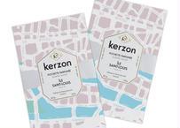 Kerzon フレグランスサシェ_サン=ルイ島(ベチバーとパチュリーの香り)