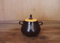 古物/ストーンウエア砂糖壺