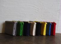 【12/6まで送料無料/20%オフ】Fel färg 2つ折り財布