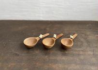 cava  craft|コーヒーメジャースプーン各1点