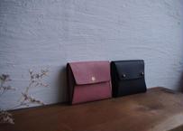 lampan|本革コンパクト財布〈tatami〉