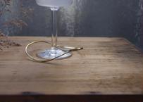 vue. 円の模索/円(真鍮)細 9cm