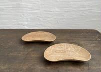 cava  craft/そら豆|豆皿1点(約12cm)